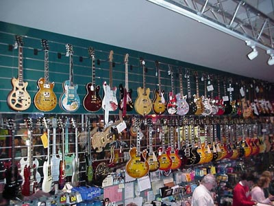 Cómo elegir una guitarra eléctrica